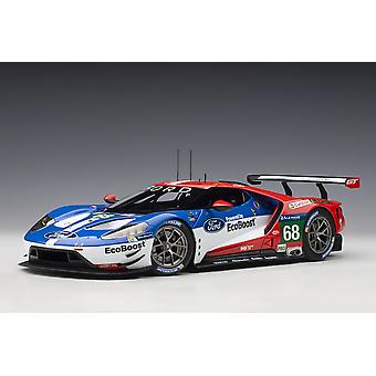 Ford GT (Le Mans Winner 2016) composiet model