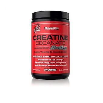 MuscleMeds Creatine Decanate Unflavored 300 Gr