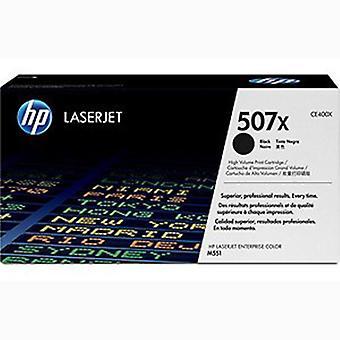 HP507X Black LJ Print Cartridge