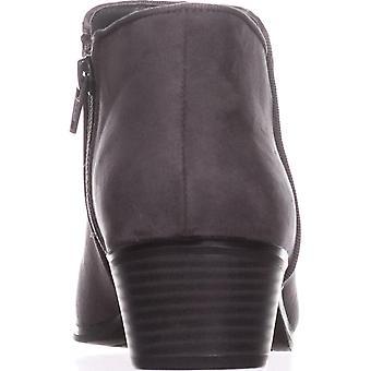 Stil & Co. Womens Wileyy mandel tå fotled mode stövlar