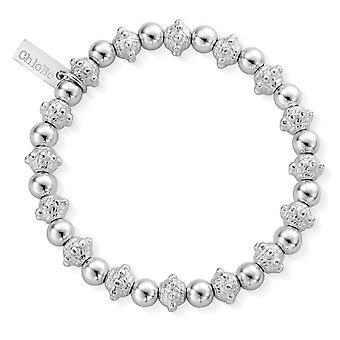 Chlobo sbfearless kvinnor ' s orädd armband