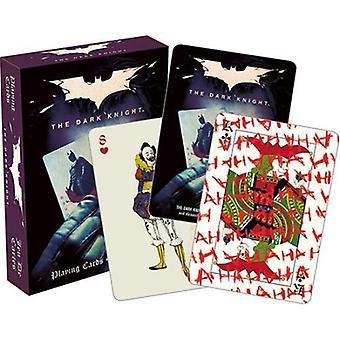 Dc comics - the dark knight joker playing cards