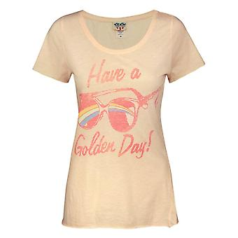 Junk Food Have A Golden Day Women's T-Shirt
