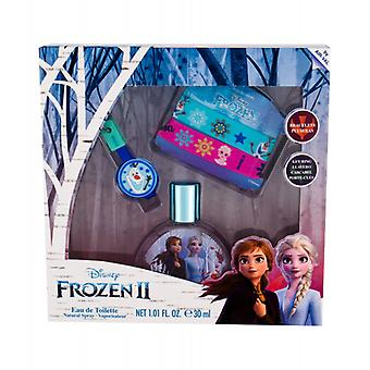 Verheiratet Disney Frozen II Edt 30ml + Armband + Schlüsselanhänger
