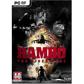 Rambo a videojáték PC játék