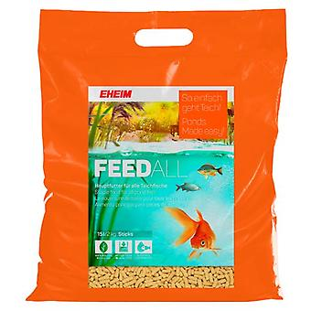 Eheim Sticks Feedall 15 L (Fish , Ponds , Food for Pond Fish)