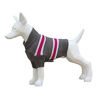 Freedog Jersey Pink & Grey 15cm (Dogs , Dog Clothes , Sweaters and hoodies)