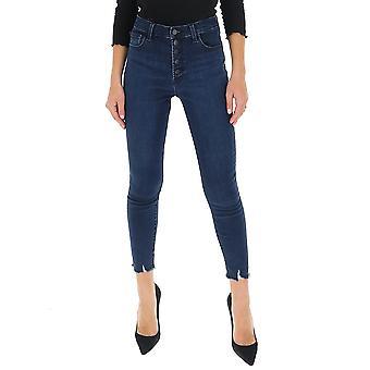 J Brand Jb002704j43408 Dames's Blue Cotton Jeans