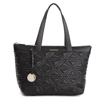Emporio Armani Opprinnelige Kvinner Hele året Shopping Bag - Svart Farge 57429