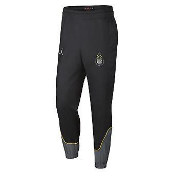 Nike Legacy AJ4 Pantaloni intrecciati CJ9079060 allenamento tutto l'anno pantaloni uomo