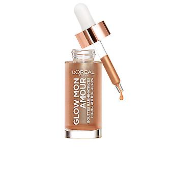 L'Oreal Make Up Glow Mon Amour Highlighting Drops #04-meloen Dollar Baby For Women