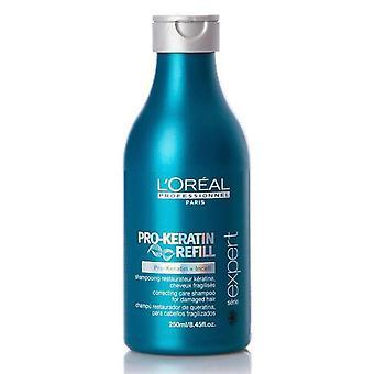 L'Oreal Professionnel Expert Serie Pro-Keratin Refill Shampoo (For Damaged Hair), 250ml