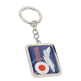 R.A.F. Official Licenced Product Silhouette Series Tornado Keyring  RAF135