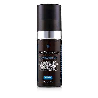 Resveratrol b e antioxidant night concentrate 170880 30ml/1oz