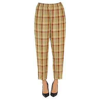 Acne Studios Ezgl151049 Donne's Pantaloni acetati beige
