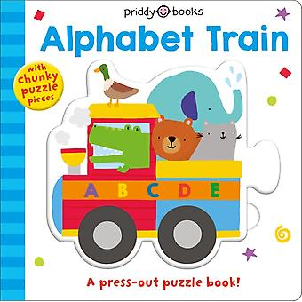 Alphabet Train by Priddy & Roger
