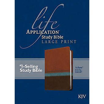 Life Application Study Bible-KJV-Large Print (large type edition) - 9