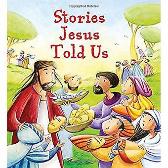 Stories Jesus Told Us by Su Box T/A Wordbox - 9781682973066 Book