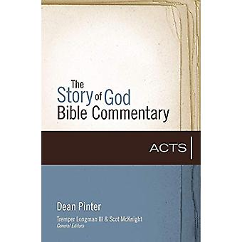 Acts by Dean Pinter - 9780310327172 Book