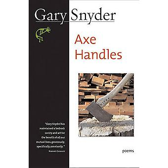 Axe Handles - Poems by Gary Snyder - 9781593760571 Book