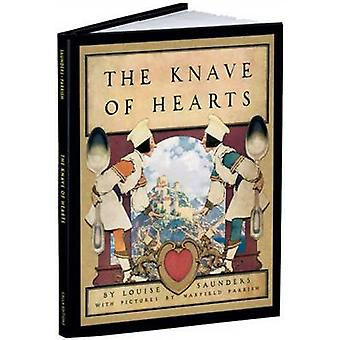 The Knave of Hearts by Louise Saunders - Maxfield Parrish - 978160660