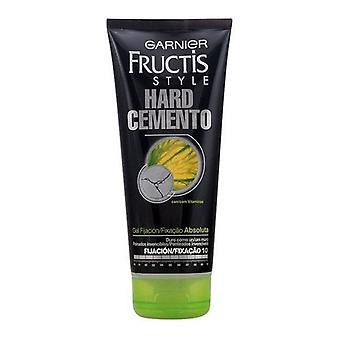 Strong Hold Gel Style Hard Cemento Fructis (200 ml)