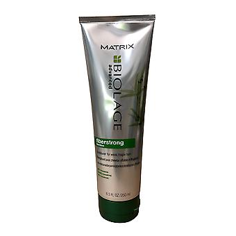 Matrix Biolage Fiberstrong Bamboo Conditioner Weak & Fragile Hair 8.5 OZ
