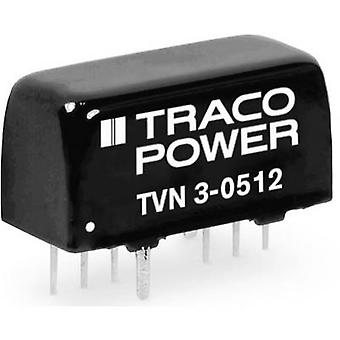TracoPower TVN 3-0921 DC/DC converter (print) 9 V DC 300 mA 3 W Nr. uitgangen: 2 x
