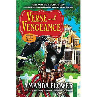 Verse And Vengeance - A Magical Bookshop Mystery by Amanda Flower - 97