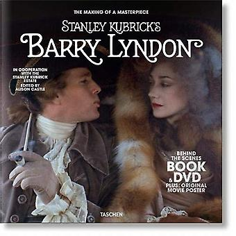 Stanley Kubrick's Barry Lyndon. Book & DVD Set by Alison Castle -