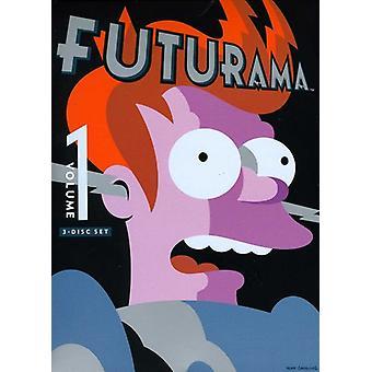 フューチュラマ - フューチュラマ: 第 1 巻 【 DVD 】 米国のインポートします。