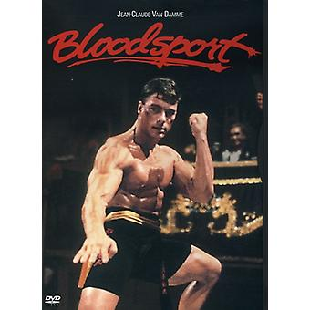 Bloodsport [DVD] USA import