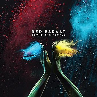 Red Baraat - Sound the People [CD] USA import