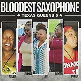 Texas Queens 5 [CD] USA import