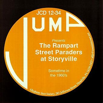 Rampart Street Paraders at Storyville - Sometime in the 1960s [CD] USA import