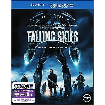 Falling Skies: The Complete Third Season [BLU-RAY] USA import