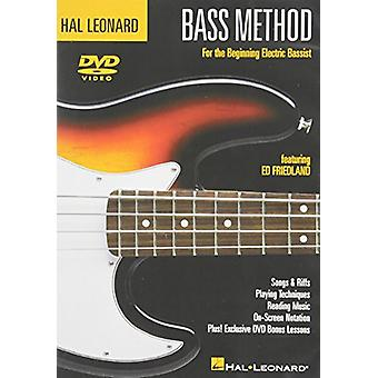 Hal Leonard Bass Method Beginner's Pack (3PC) [DVD] USA import