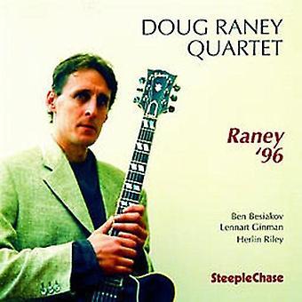 Doug Raney - Raney '96 [CD] USA import