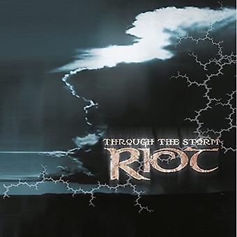 Riot - Through the Storm [CD] USA import