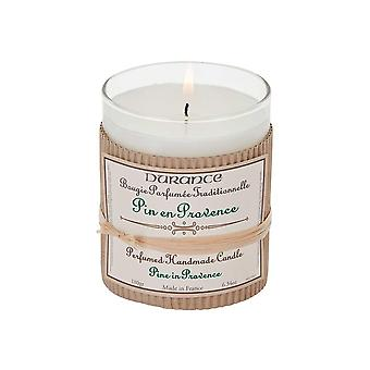 Durance de Provence Hand Crafted Scented Candle - Pine in Provence