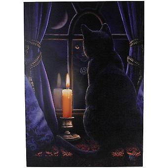 Lisa Parker Midnight Vigil Canvas