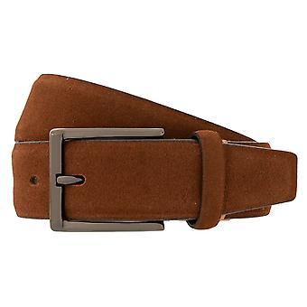 LLOYD Men's Beltbelt Men's Belt Suede Beige 4031