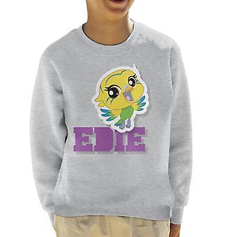 Littlest Pet Shop Edie Smile Kid's Sweatshirt