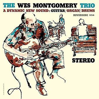 Wes Montgomery - Wes Montgomery Trio [Vinyl] USA import