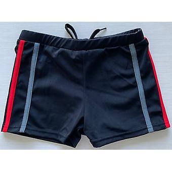 Aqua Perla Kids harry Black Spf50+ Boxer curto