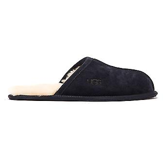 UGG Scuff Mens Navy Slippers