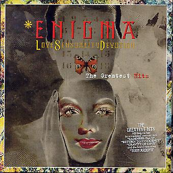 Enigma - Lsd-Love Sensuality & Devotion [CD] USA import