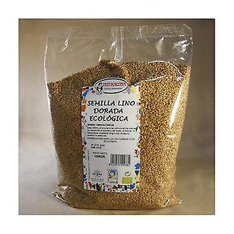 Ecological Golden Flaxseeds 1 kg