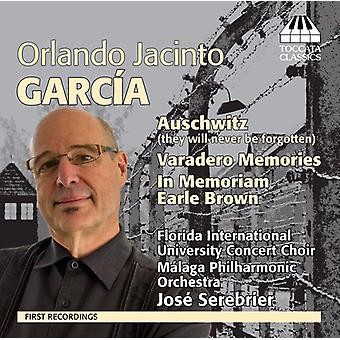 Garcia/Florida International University Chorus - Orchestral Music [CD] USA import