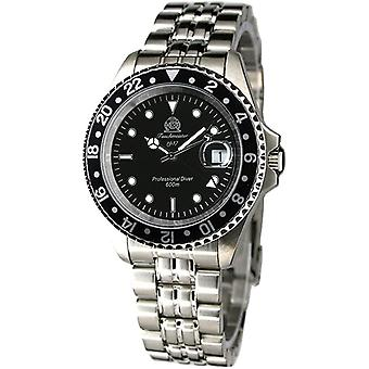 Tauchmeister T0021 Diver watch 60 ATM 40 mm